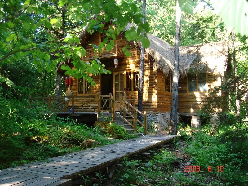五营国家森林公园疗养度假游